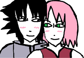 Sasusaku:D Happy birthday sasusakumad by Fran48