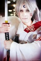 Demon's Power, Sesshomaru Cosplay Inuyasha by hakucosplay