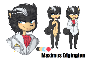 -Maximus Edgington- by SC00TAH