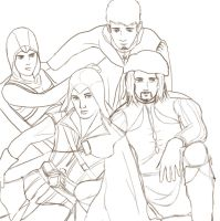 Assassins Creed: WIP by VampofSlytherin