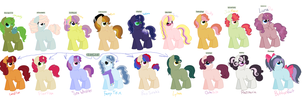 Request Journal Foals 1/2 by Strawberry-Spritz