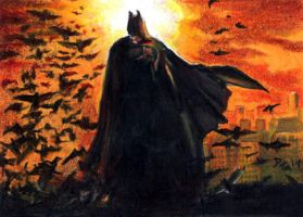 Batman PSC by RobD4E