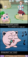 A Wild Jigglypuff Appears! by ANewENFArtist