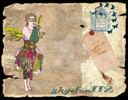 Steampunk Faerie Tales by AeliaNaqwiDesigns