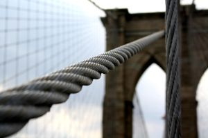 Brooklyn Bridge by zemrude