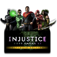 Injustice Gods Among Us Ultimate Edition by POOTERMAN