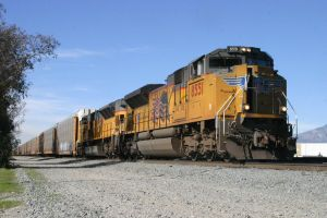 UP SD70Ace by Traction44