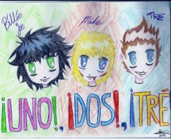 UNO DOS TRE by Diamond-Racer