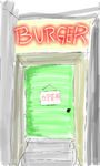 Best Burger Ever! by justcoolgal