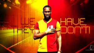 We have DROGBA, they don't by ozturkdesign