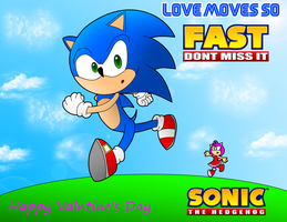 Valentines Pics - Sonic the Hedgehog by SuperSonicBros2012