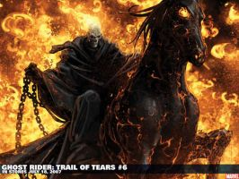Ghost Rider: Trail of Tears 6 by StupidTurtle23