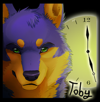 Toby Clock Icon by VengefulSpirits