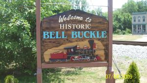 Welcome to Bell Buckle by darkorb3