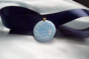 Katara's Necklace by AtomicLava