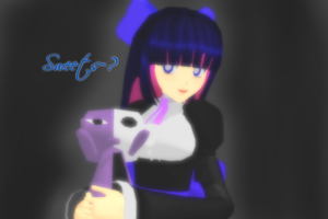 +MMD+ Gift 1 to be given + STOCKING by TwilightMarth