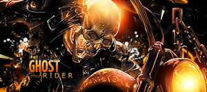 Ghost Rider Tag by Maniakuk