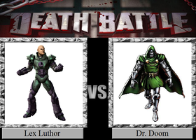 Lex Luthor vs. Dr. Doom by JasonPictures