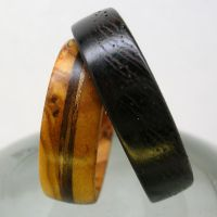 Wood Rings by WoodRing