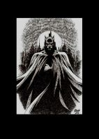 Batman by Hal-2012