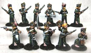 Martian Hussars by Spielorjh