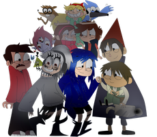 Dat huge group  by O-CoMeT-StAr-O