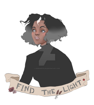 you'll find the light by punkinpickles