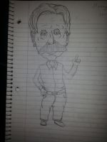 accounting prof doodle by caseharts