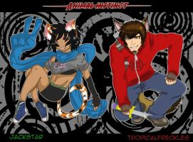 Animal Instinct_Collab Poster-Coming soon!- by JackStar21