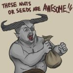 Slightly Nuts About Dem Seeds by Zielle
