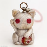 Year of the Cat Charm by Len-Corcino