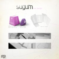 Sugum Box Design by inde-blokcrew