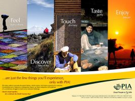 PIA Tourism Ad by creavity