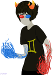Sollux Captor by Kathryntigers