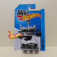 HOT WHEELS 2014 MARS ROVER CURIOSITY HW CITY by idhotwheels