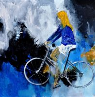 bicycle 77 by pledent