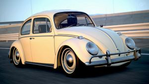 1966 Volkswagen Beetle 1200 (Gran Turismo 6) by Vertualissimo