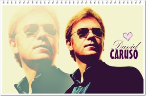 David Caruso by Anthony258