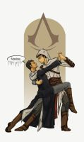 Assassins Creed Tango by StarcrossedScientist