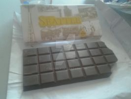 Seattle chocolate by ItsLonely