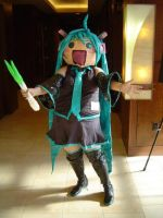 Duct Tape Miku Hatsune AI 2009 by Delight046