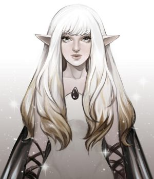 Bravely Default Airy by lapiarie