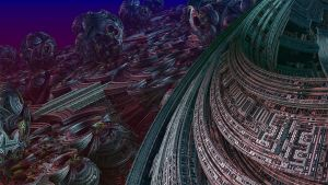 Oneiric Architecture by crotafang