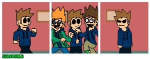 EWCOMICS87 - Imitation by eddsworld