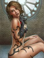 Witchblade by adam-brown