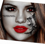 MakeUp Halloween By Emma-Belieber by Emma-Belieber