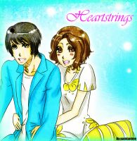 Hearstrings by Pamianime