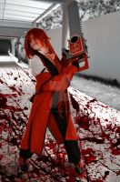 Grell Sutcliff - I Just Love the Red! by hannahlayse