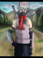 ANBU Kakashi by TheLegendOfLink