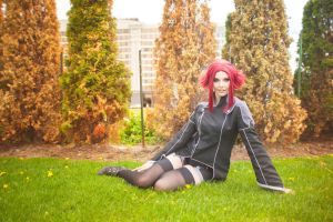 Code Geass: Kallen by meltyfate